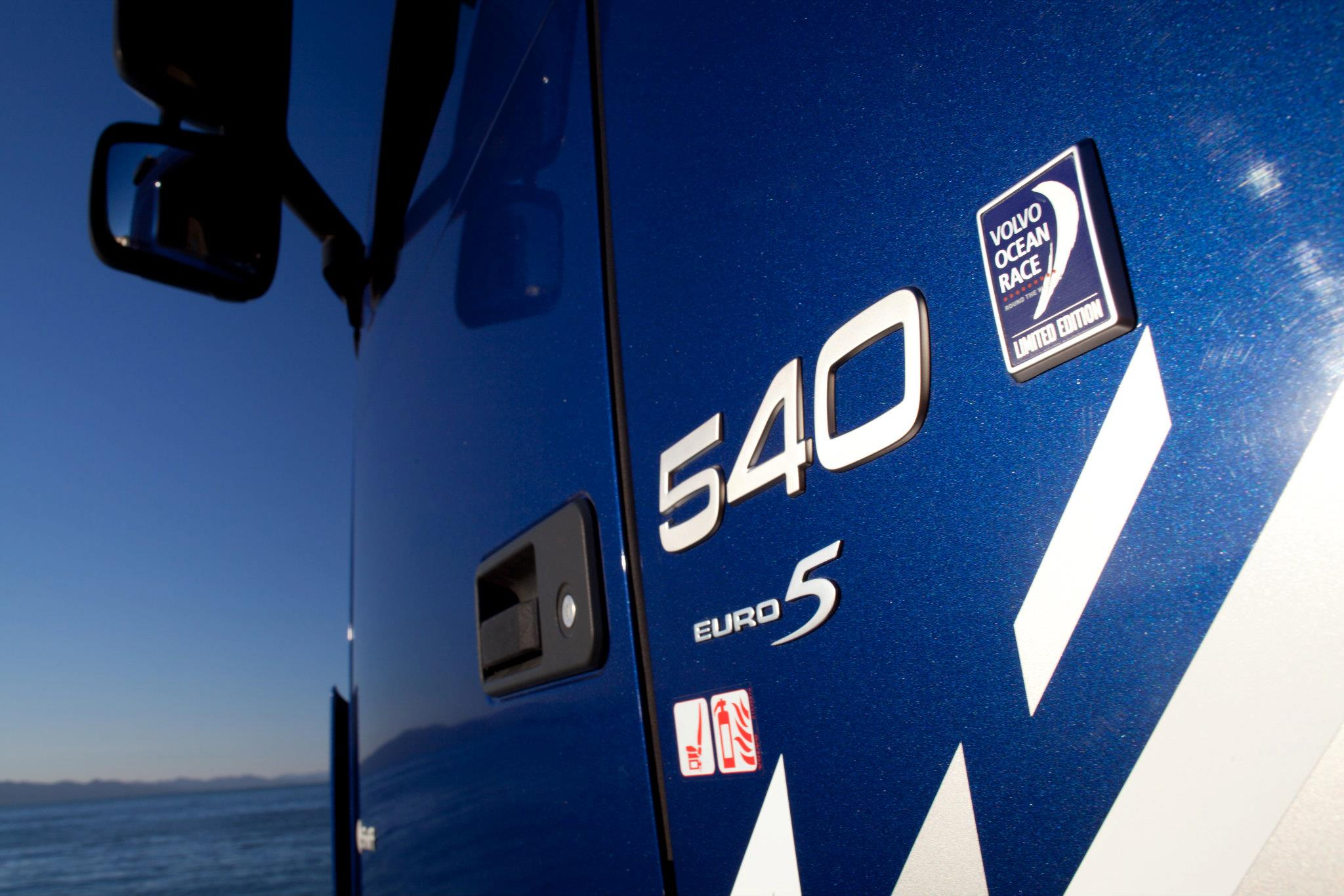 Volvo FH Euro 5 - Ocean Race Limited Edition - Brasil 2012 (7)