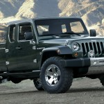 Jeep Wrangler picape