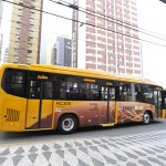 onibus hibrido volvo