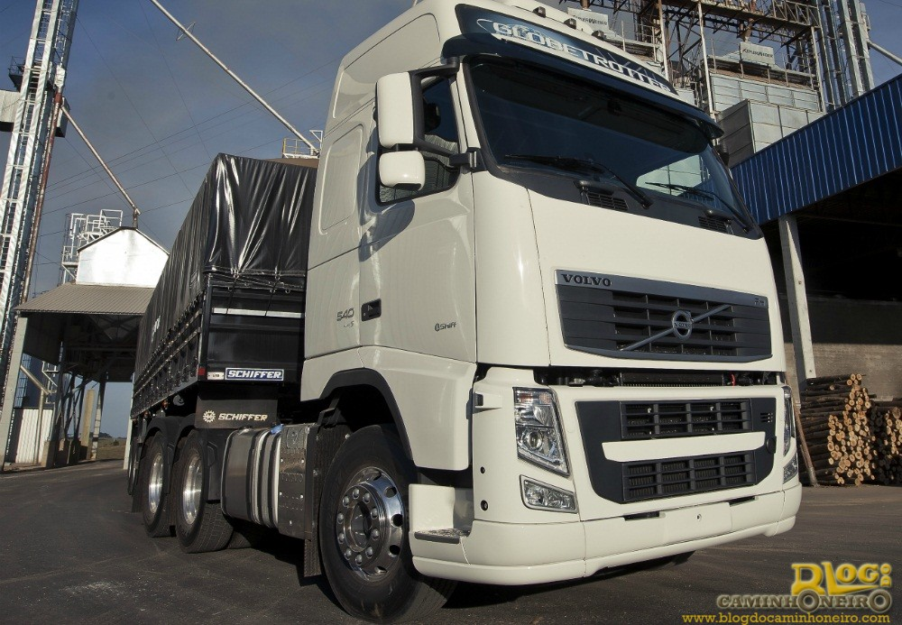Volvo FH 540 Euro 5 _I-Shift