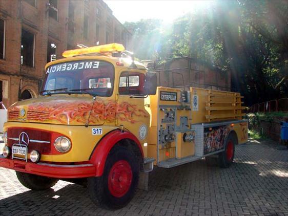 Caminhão de Bombeiros Piracicaba (1)