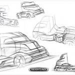 Freightliner Revolution Innovation Concept Truck (3)