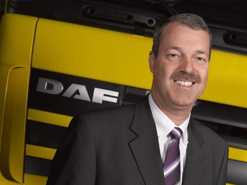 """Harrie Schippers, presidente da DAF Trucks: """"Há muitos ingredientes para o sucesso no Brasil"""""""