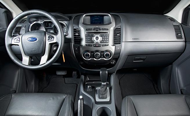 Ford Ranger 2012 (4) – Blog do Caminhoneiro