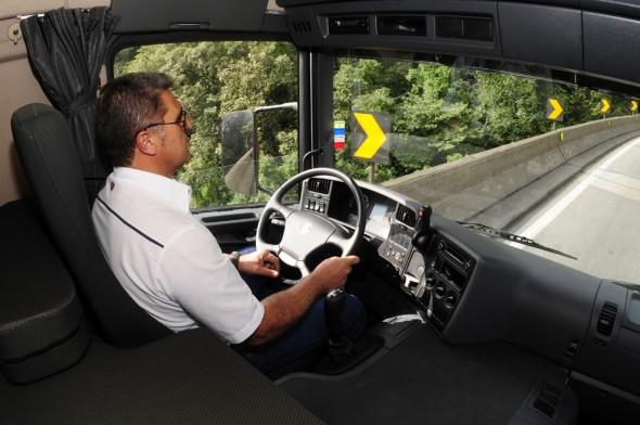 caminhoneiro - jornada de trabalho