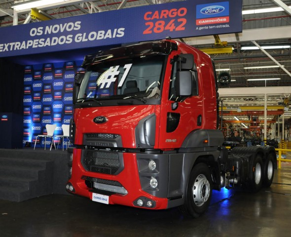 Ford Cargo 2842 #1