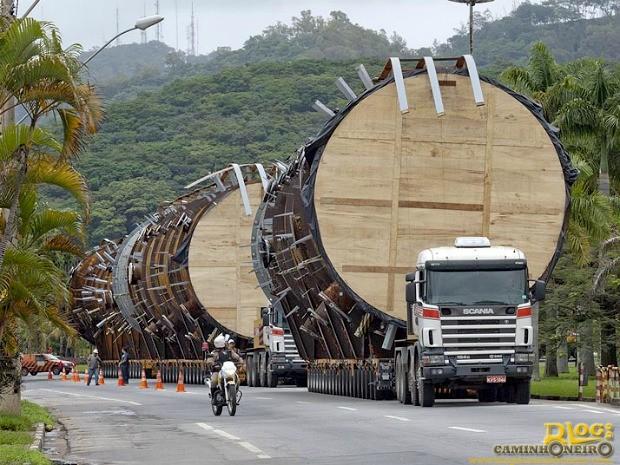 carreta gigante