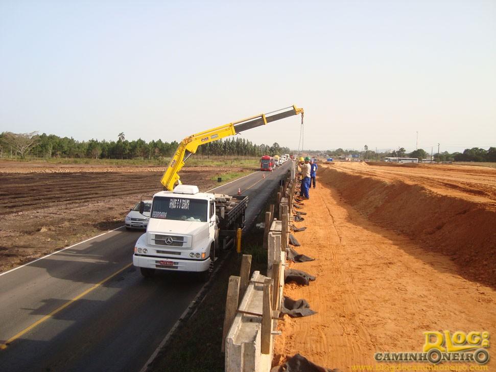 obras em rodovias pac 2