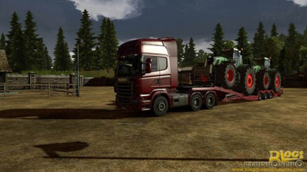 Trailer-with-Tractors