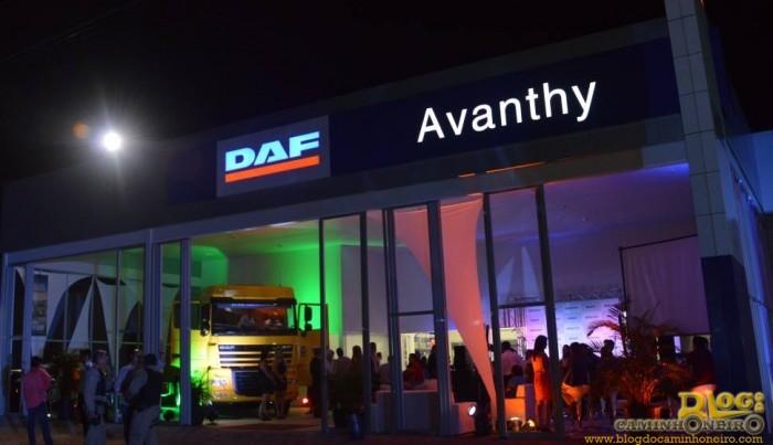 Concessionaria DAF Avanthy